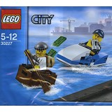 LEGO CITY Police Watercraft [30227] - Building Set Occupation